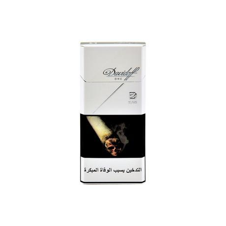 Davidoff Cigarettes, 1 Pack