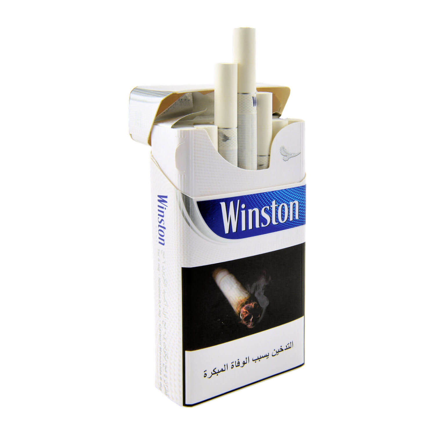 Winston Blue Cigarettes, 1 Pack