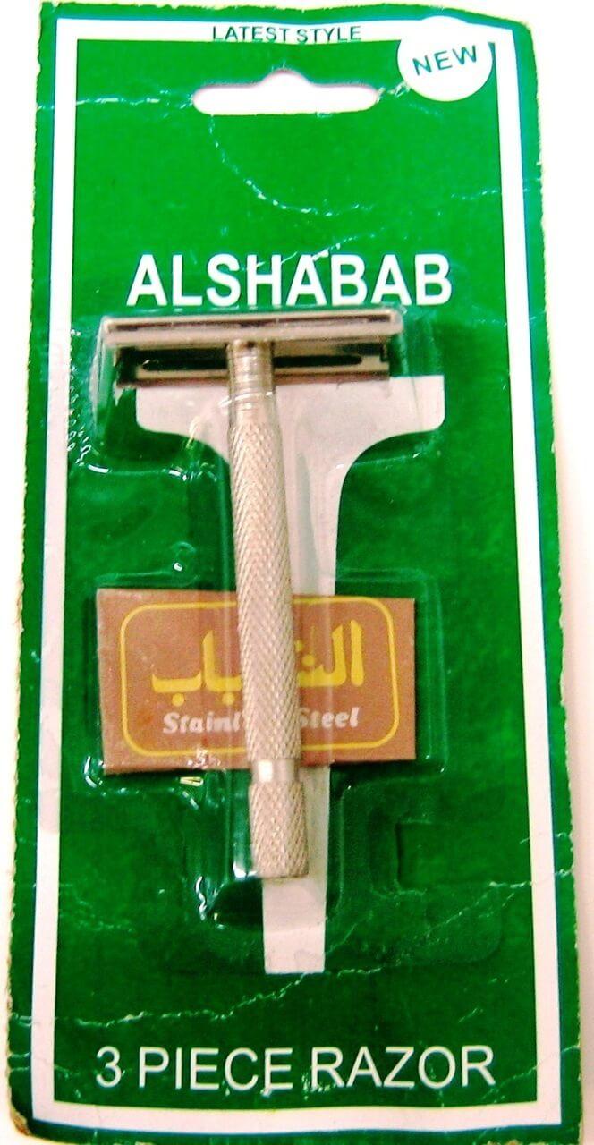 Suporte Barbeador Gilete - Alshabab