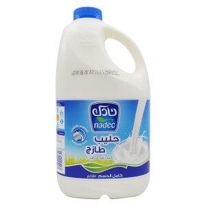 Nadec Fresh Milk Full Fat