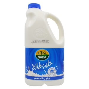 Nada Fresh Milk Full Fat