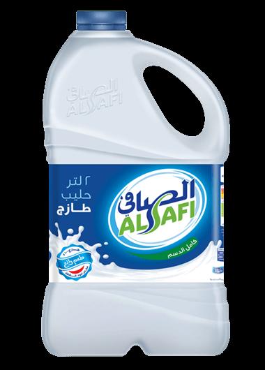 Alsafi  Fresh Milk Full Fat