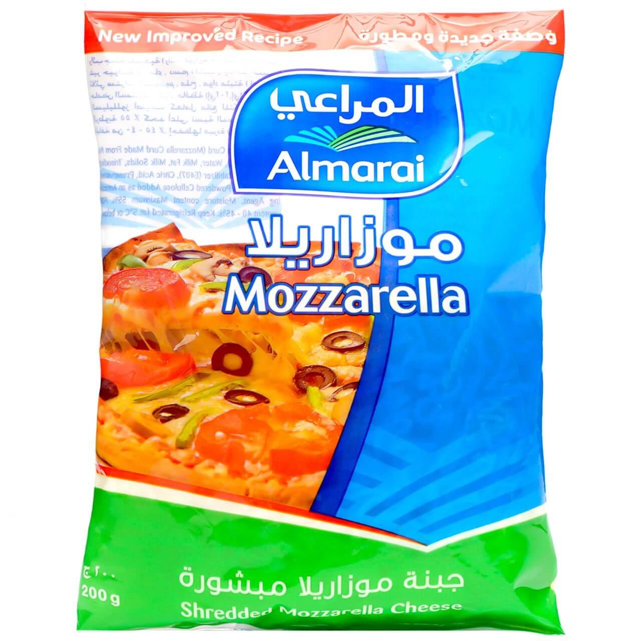 Al Marai Shredded Mozzarella Cheese