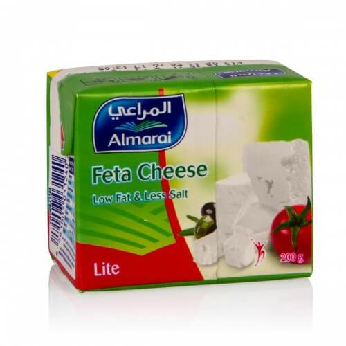 Al Marai Premium Feta Cheese Lite