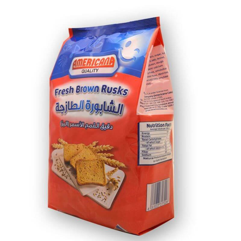 Americana - Fresh Brown Rusk