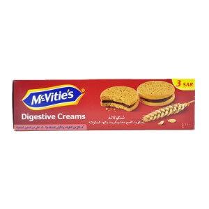 McVities Digestive Creams 100 g