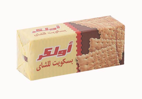 Ulker Tea Biscuit - 160gm