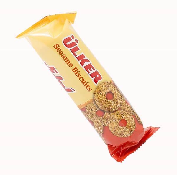 Ulker Sesame Biscuit - 63gm