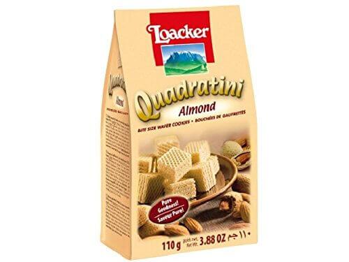 Loacker - Quadratini Tiramisù 110g