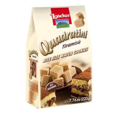 Loacker - Quadratini Espresso 220g