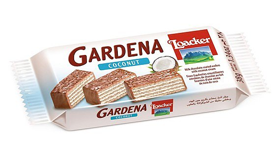 Loacker - Gardena Coconut 38 g