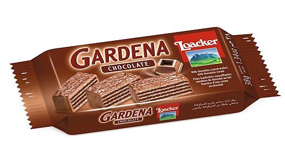 Loacker - Gardena Chocolate 38 g