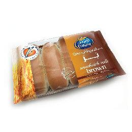 LUSINE - BROWN-SANDWICH-ROLL