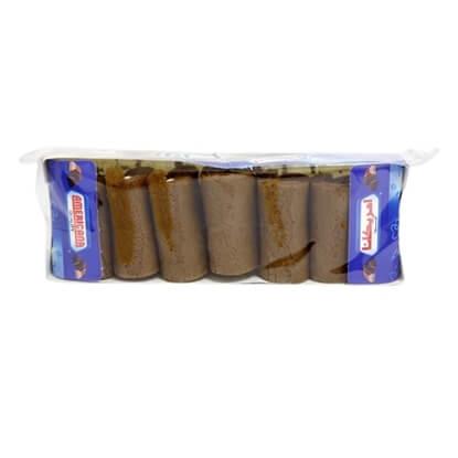 AMERICANA ROLL CAKE CHOCOLATE MINIS 6 PIECES