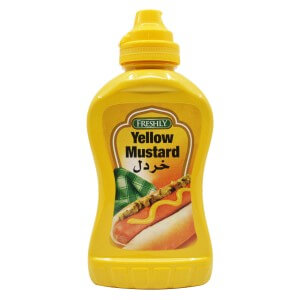 Freshly Mustard, 227g