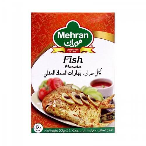 Mehran Fish Masala 50g