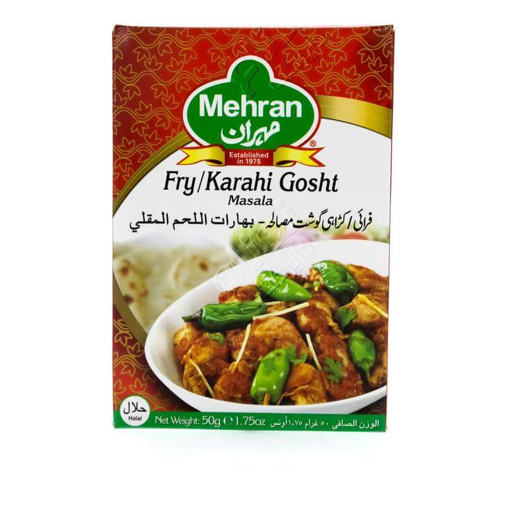 Mehran Spices Fried Meat 50 G