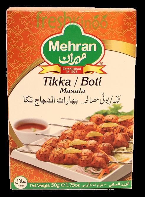 MEHRAN - TIKKA BOTI MASALA 50 g