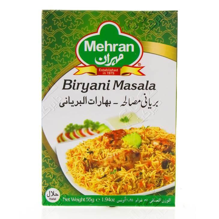 Mehran Spices Biryani 55 G
