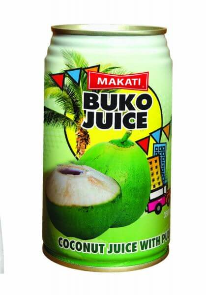 Makati Juice Coconut With Pulp 330 ML