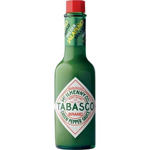 Tabasco Verde Jalapeno Mild 60ML
