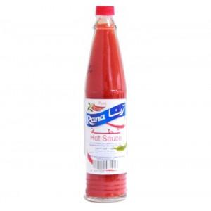 Rana Hot Sauce Red Hot Sasa 180 G