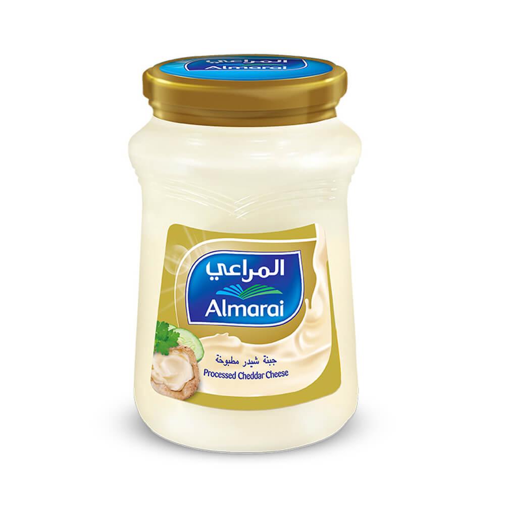 Almarai Spreadable Processed Cheddar Cheese - Full Fat