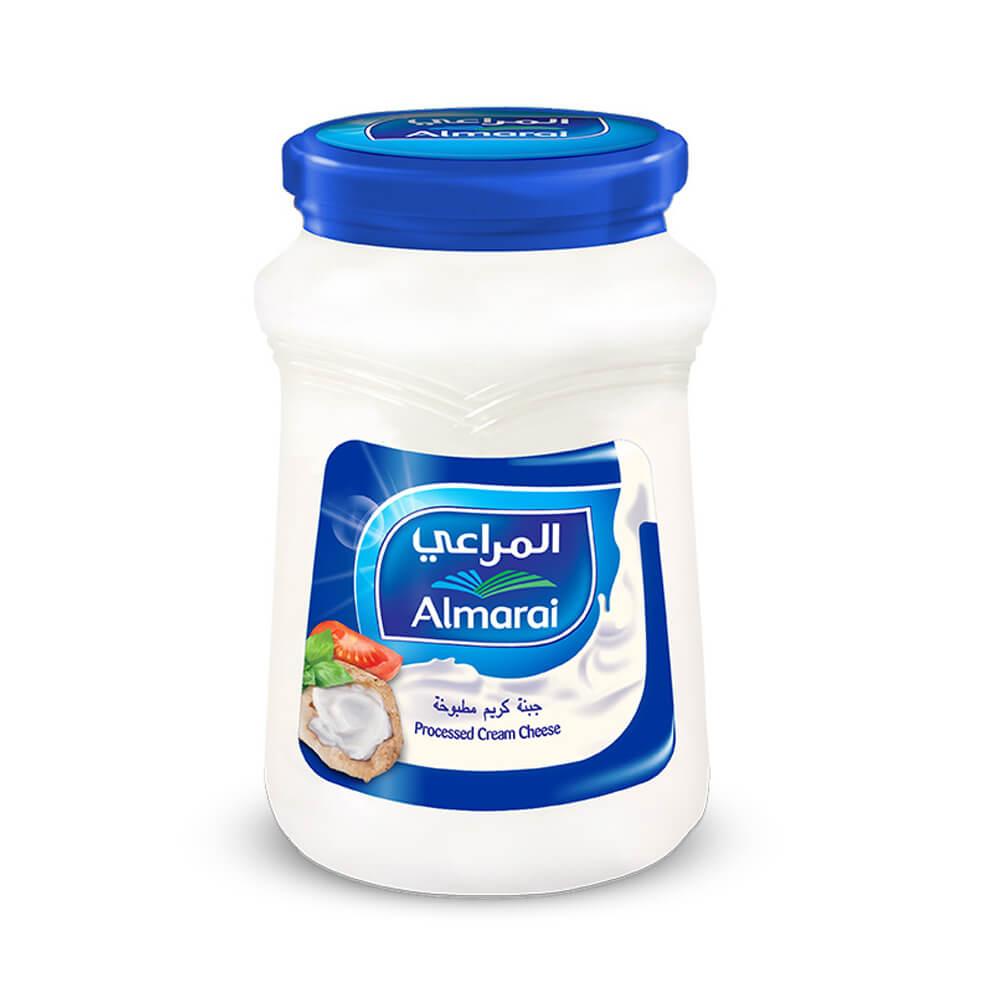Almarai Spreadable Processed Cream Cheese