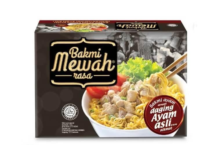 Bakmi Mewah Noodles