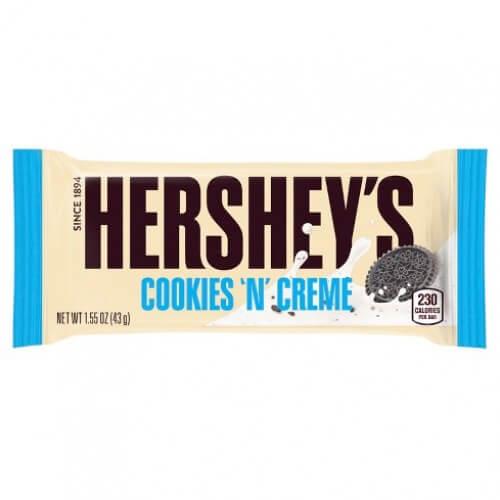 Hershey's Cookies n' Creme 40g