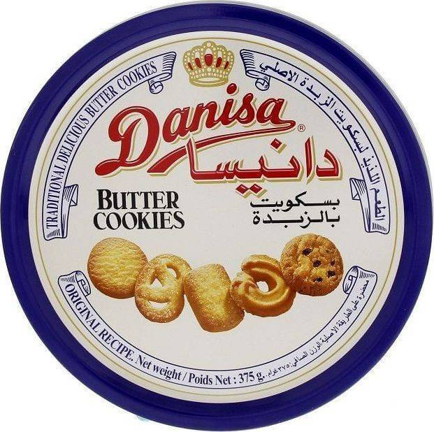 Danisa Butter Cookies 375g