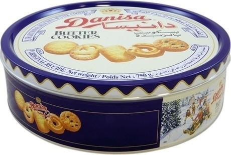 Danisa Butter Cookies 750g