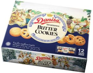 Danisa Butter biscuits 372g