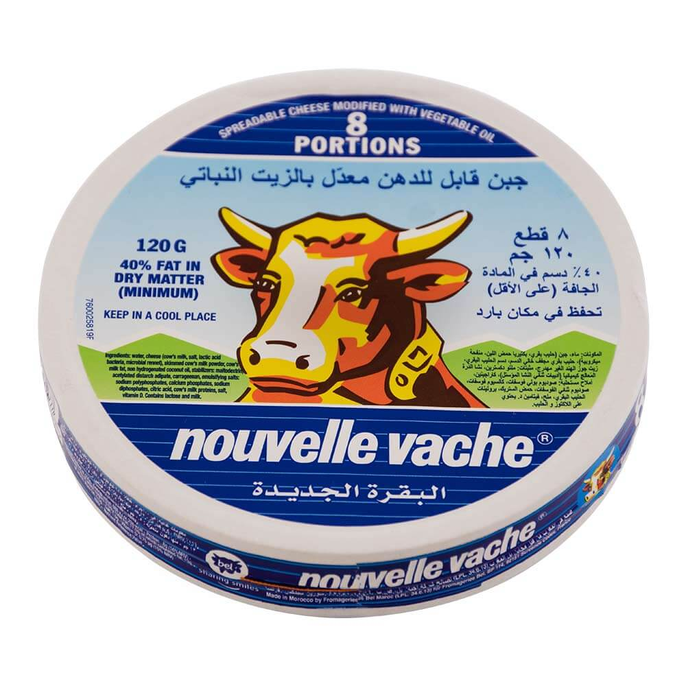 Nouvelle Vache Cheese Triangles 120g