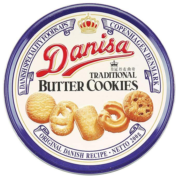 Danisa Butter biscuits 200g