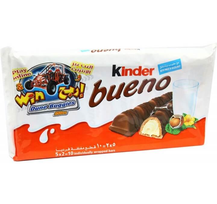 Kinder Bueno Choclate T2 5x43g