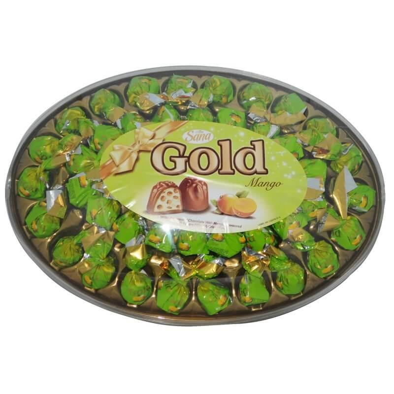 Sana Gold Gift Chocolate turkey