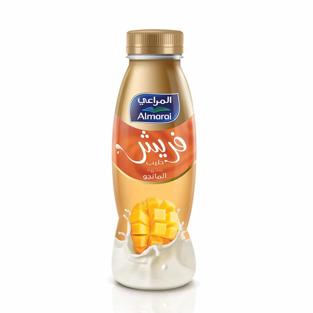 Almarai Fresh Flavoured Milk Mango 360ML