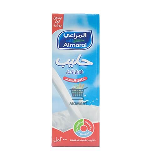 Almarai Milk low-fat  200 ml
