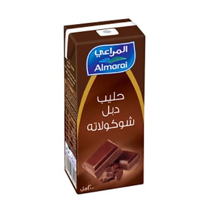 Flavoured Long-Life Milk Chocolate 200ml