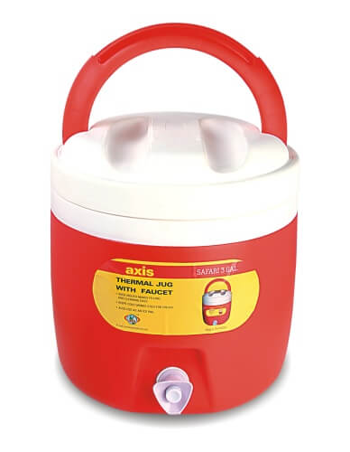 thermal jug 4 liters from axis
