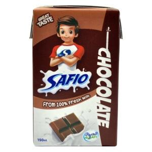 Safio Milk Chocolate 150 ml