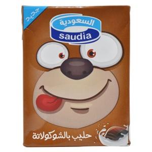 Saudia  Milk Chocolate 200 ML
