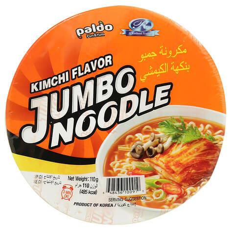 Jumbo Noodle- Kimchi Flavor 110 g