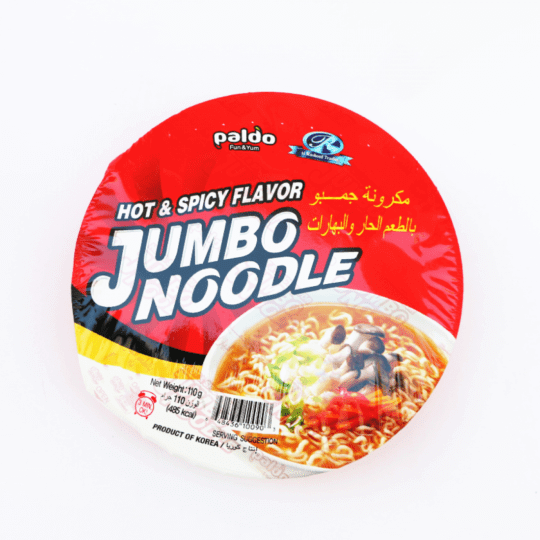 Jumbo Noodle-Hot and Spicy Flavor 110 g