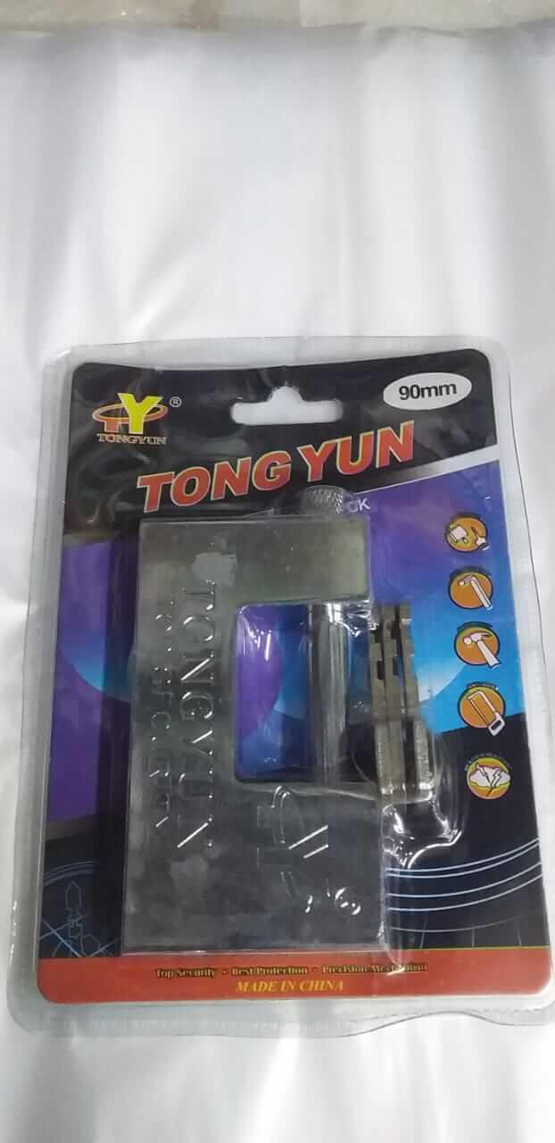 Tong yun  security lock