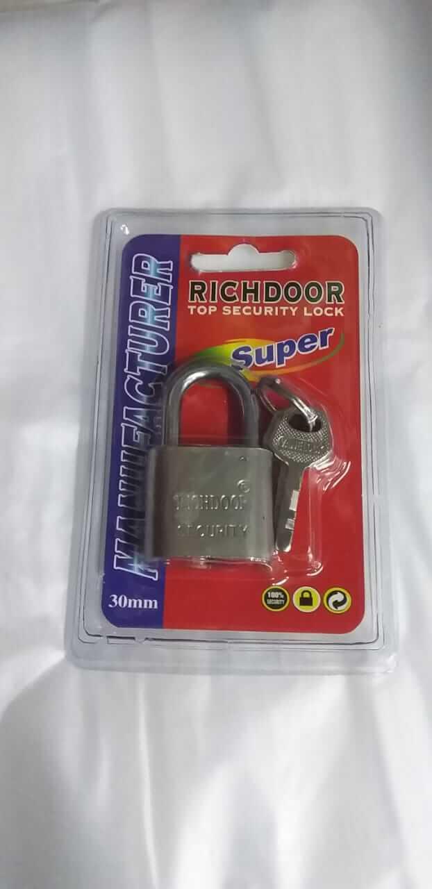 Richdoor  top   security lock