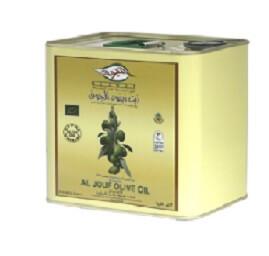 Aljouf Olive Oil Tin 400 ML
