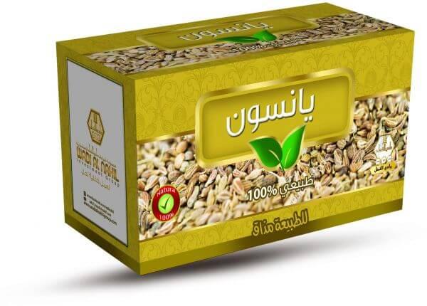 Wadi Alnahil Tea Anise 30pcs