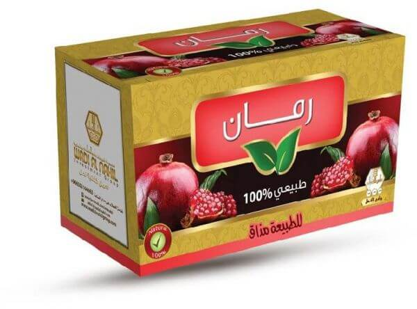 Wadi-Alnahil Pomegranate Drink 30bag